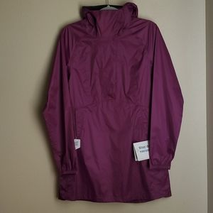 NEW! Women's Sierra Designs Rain Shell Size M